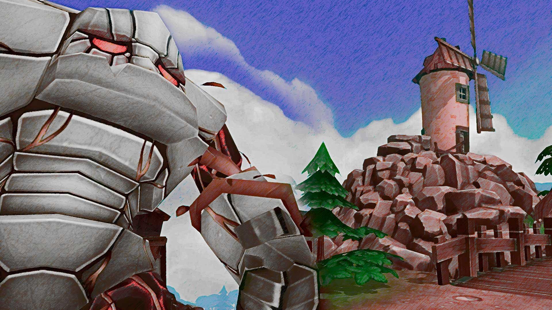 Main background Fight Fantasy Online