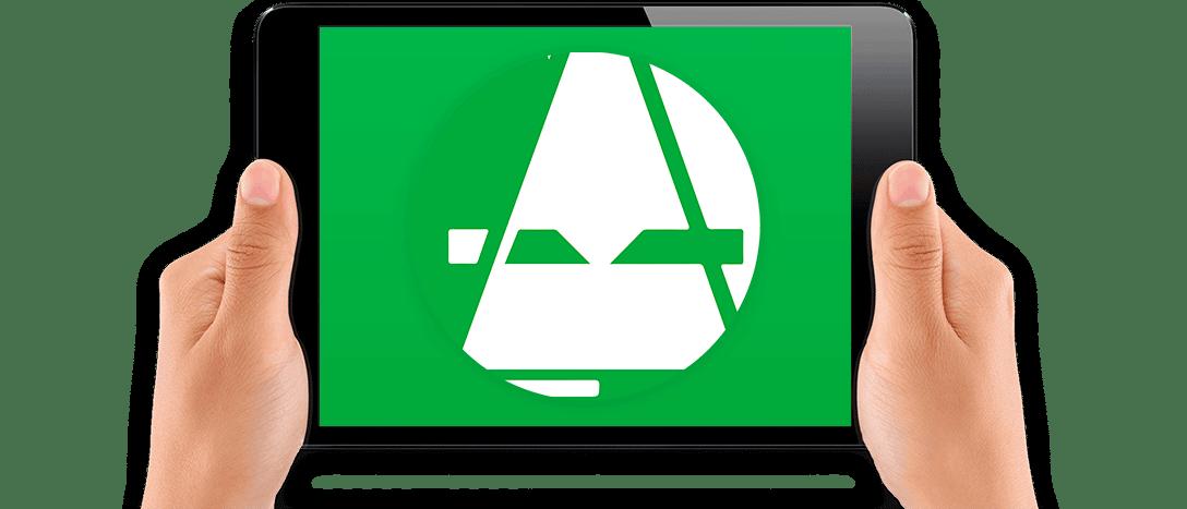 Imagen de aplicaciones android e iOS. Desarrollo Software multiplataforma y diseño a medida en Androtiyas.