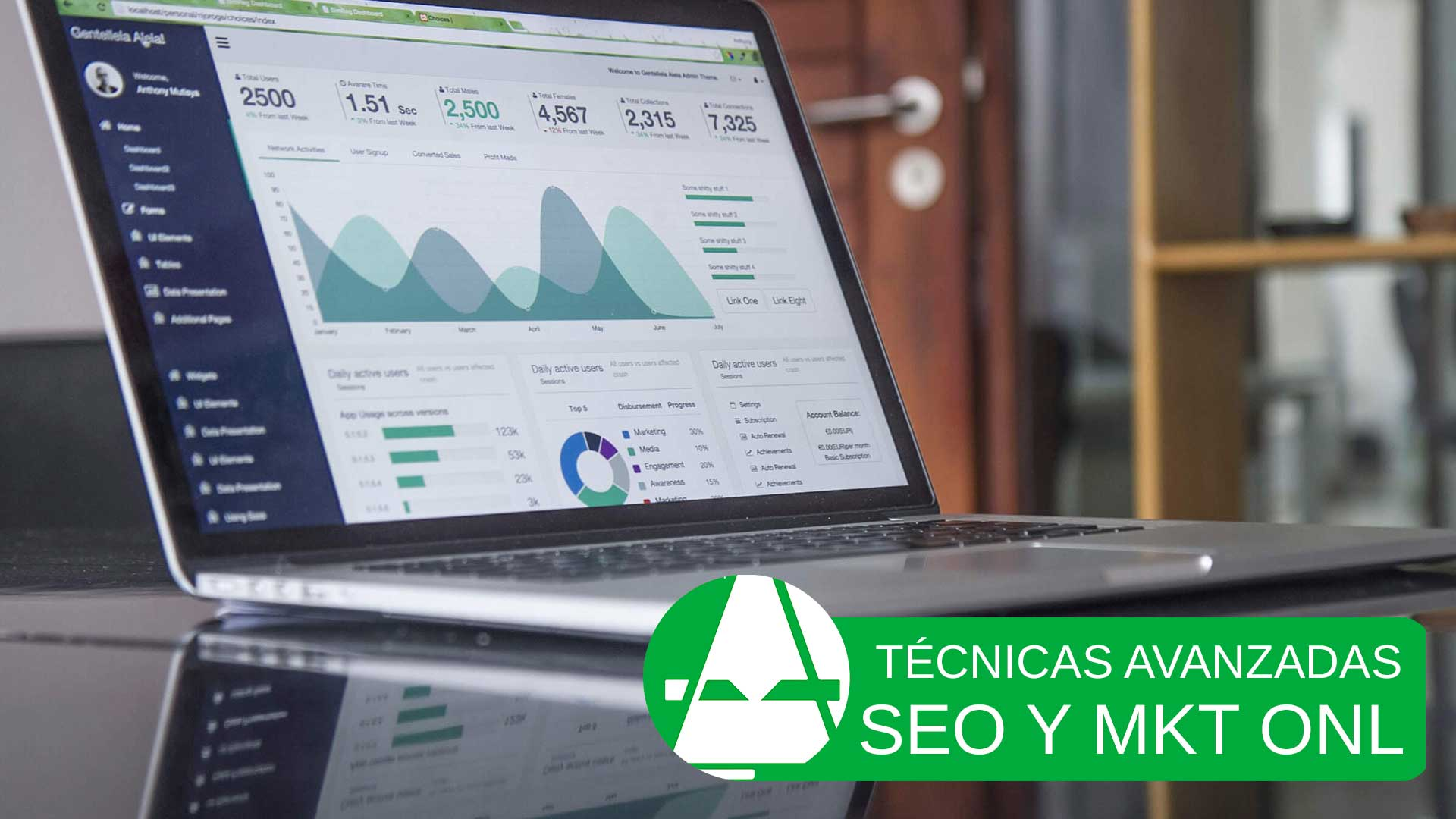 SEO Web y desarrollo a medida del Marketing Online