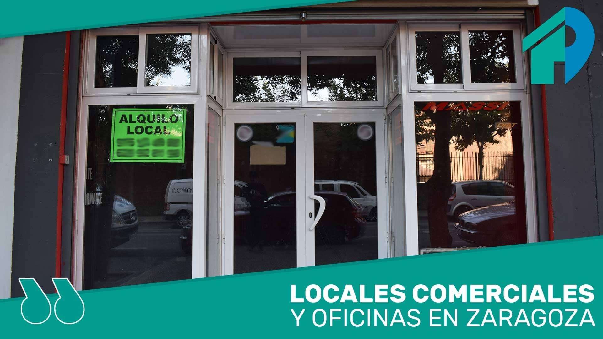 Locales Zaragoza publicidad de página web