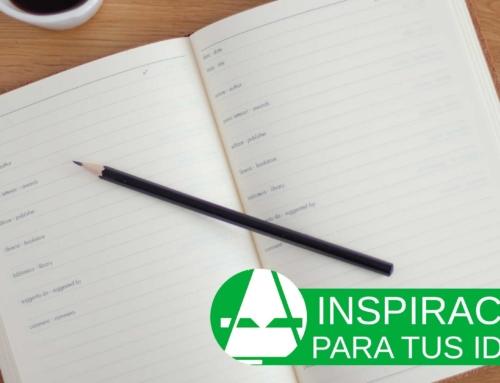 Inspiración para tu idea de proyecto